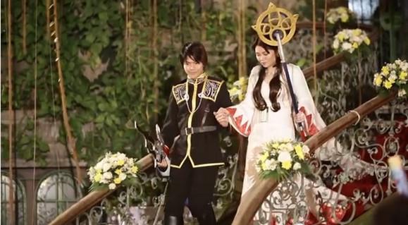 世界に広がるコスプレ婚!! 海外ゲームファンによる『ファイナルファンタジー』がテーマの結婚式が超楽しそう!