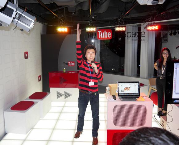 【イベントレポート】YouTube Spaceが初めて開催する交流イベント「ハッピー・アワー」に参加してみた / 飲み食い無料で高価なプレゼントまであってビビった