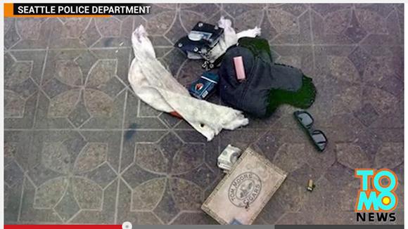 カート・コバーンの死から20年 / シアトル警察は再調査で見つかった未発表の写真を公開