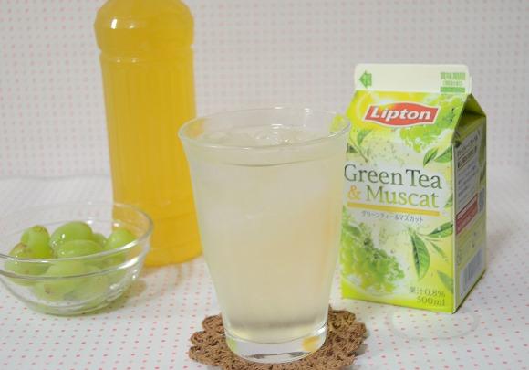 【実験】巷で話題の『フレーバーグリーンティー』を作ってみた / ただ緑茶とフルーツを混ぜればいいってワケじゃないことが判明!!!