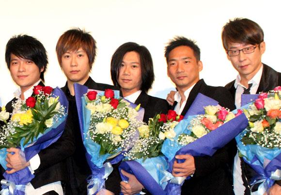 台湾ミュージックが日本定着の兆しあり!?  台湾バンドMaydayの楽曲が日本のドラマに起用されることが判明