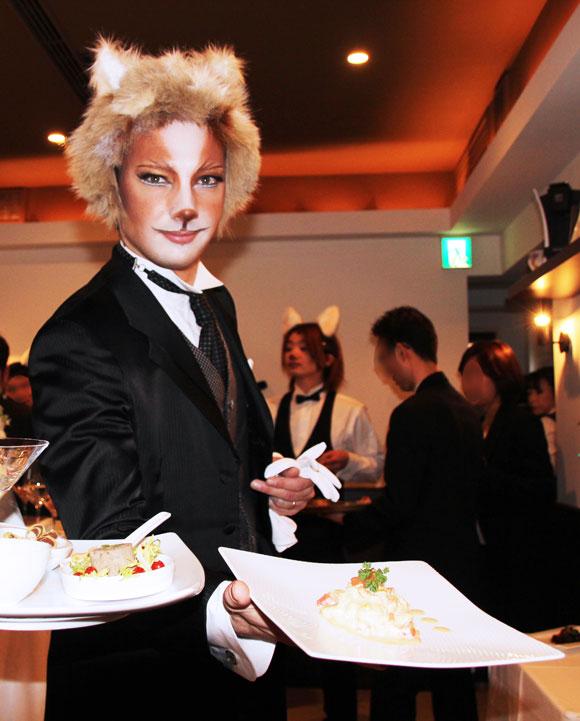【緊急速報】人間もキャットフード風の料理が食べられる『レストラン モンプチ』が帰ってくるぞ~ッ / 今回は1カ月の営業と判明! 急げっ!!