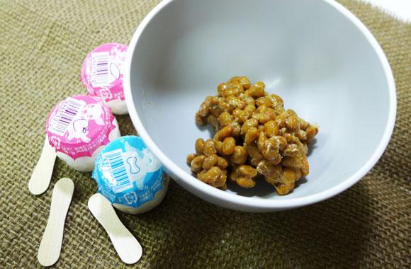 【衝撃】茨城県関連サイトで「納豆に入れるとウマイ駄菓子ランキング」が発表される / 1位「キャベツ太郎」2位「ヨーグル」3位「よっちゃんイカ」