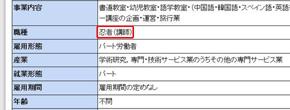 【マジかよ】愛知県の会社がパートタイムの「忍者」を募集中 / 黒装束と秘伝書も支給