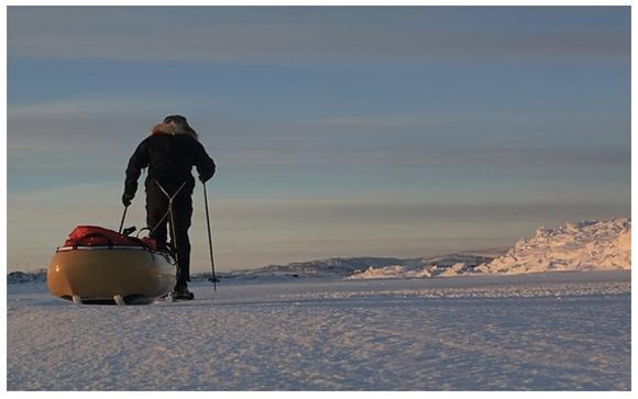 【北極冒険14日目】無数に続くリードと乱氷が行く手を阻む / 疲労蓄積で急激に速度低下