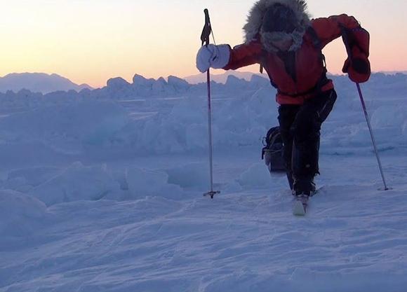 【北極冒険19日目】声からわかる疲労の度合い / アウターのファスナー破損で防寒にも不安
