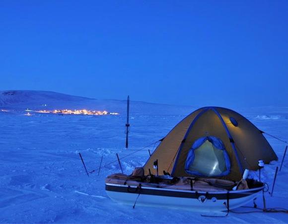 【北極冒険20日目】当初の計画通り北緯84度にほぼ到達 / しかし先はまだ長い