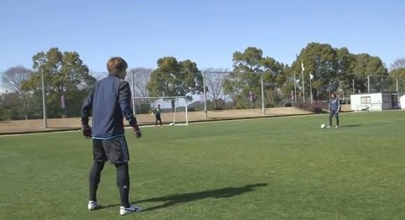 【衝撃サッカー動画】漫画『キャプテン翼』の必殺技をJリーガーが完全再現した動画が話題