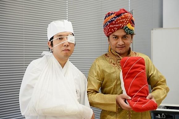 【笑った】宅配寿司『銀のさら』公式ブログがはじけすぎな件 / 寿司力1万9000のインド人が「寿司-1グランプリ」で頂点を目指すって…