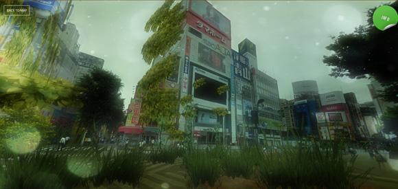 もしも人類が滅亡したら街はどうなるの? 人のいなくなった街をGoogleマップで見る「Urban Jungle Street View」が面白い
