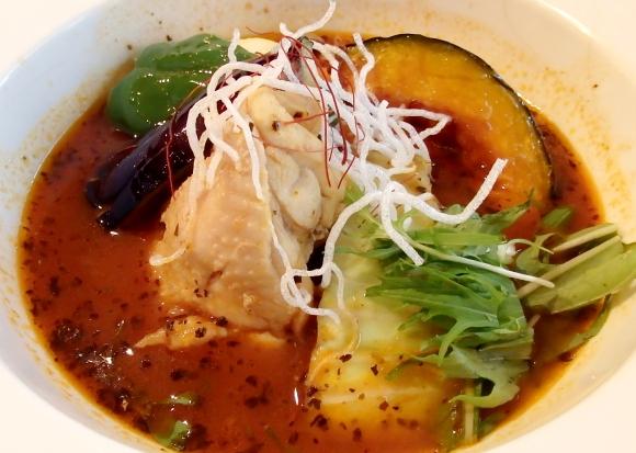 【東京スープカレー名店カタログ】「イエローカンパニー 恵比寿店」で正統派の札幌スープカレーを味わってきた