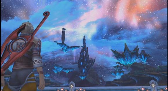 【全画面再生推奨】シリーズ全てをリメイクしてほしくなる!! 名作RPG『ゼノブレイド』のグラフィックを高解像度にするとこうなるって動画が大人気