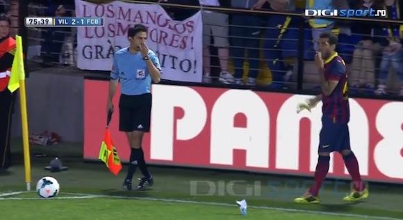 【衝撃サッカー動画】人種差別に対するブラジル人選手の対応がカッコイイと話題 / ネットの声「これ以上ない大人対応」