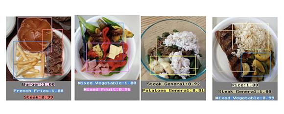 【マシュマロ男女の救世主】まるでドラゴンボールのスカウター! 料理写真からカロリーを表示するアプリ開発中