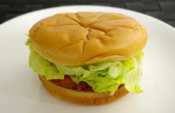 【モス新商品】「パティなしハンバーガー」と「バンズなしハンバーガー」を食べてみた / 結論「パティとバンズは大事」