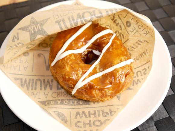 【グルメ】満を持して登場したミスドの新商品「ミスタークロワッサンドーナツ」が激しくウマい! サクサク食感が素晴らしい