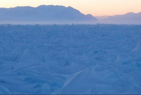 【北極冒険30日目】歩き始めてから1カ月が経過 / いまだ道程の半分にも達していない