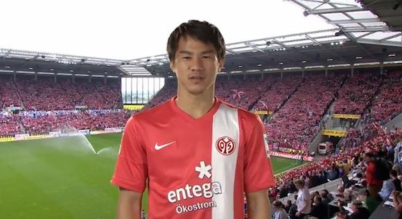 【衝撃サッカー動画】岡崎慎司選手がドイツ・ブンデスリーガで決めたゴールベスト5