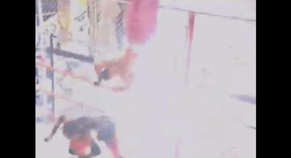 【衝撃格闘動画】アメリカの「金網電流爆破デスマッチ」が想像以上にスゴかった
