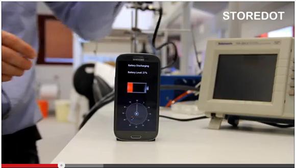 【充電革命】何コレすごい! たったの30秒でバッテリーが満タンになるスマホ充電器 / 2016年発売予定