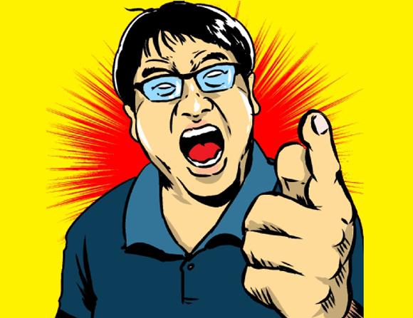 カンニング竹山さん、自ら出演する番組の内容に生放送で苦言を呈する「非常にダサい」