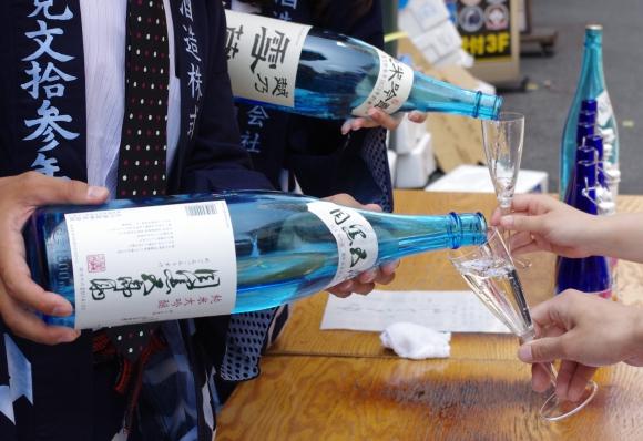 昼間から酒が飲める! 「新宿・日本酒フェスタ2014」イベントレポート / 行けなかった人は2回目を見逃すな!!