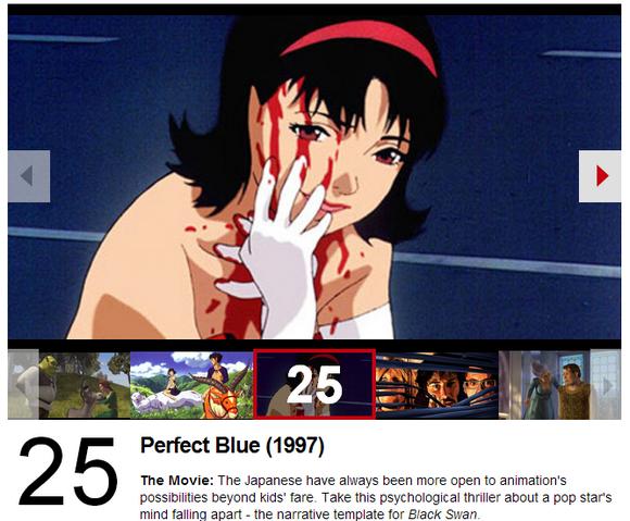 英国メディアが選ぶ「世界のアニメ映画トップ30」 日本からはジブリ作品『AKIRA』『パーフェクトブルー』が選出!