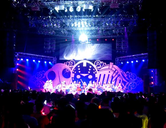 アイドルユニット「仮面女子」がZeppTokyoでワンマンライブ決行! ソールドアウトならず10月にリベンジを誓う