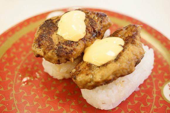 だまされたと思って「はま寿司」のハンバーグにぎり食ってみろ! マジで他の回転寿司より圧倒的に美味いぞ!