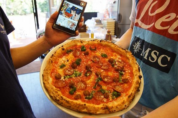 【ジョジョの奇妙な冒険】日本トップクラスのピッツァ職人に「ブチャラティが食べたピザ」を再現してもらった