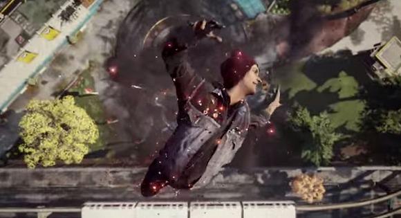 【ゲーム】PS4『inFAMOUS Second Son』の超美麗動画にビビった件 / 超能力アクションで暴れ回るとか爽快感ありすぎッ!!!