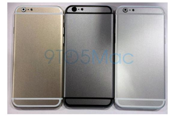 【アップル】次期iPhoneは「5s」と同じくゴールド・シルバー・スペースグレーの3色!? サイズ大型化は不可避か?