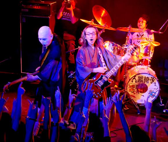 【レポート】バンド活動25周年の集大成! 日本屈指のバンド「人間椅子」が6月25日に通算18枚目のアルバム発売