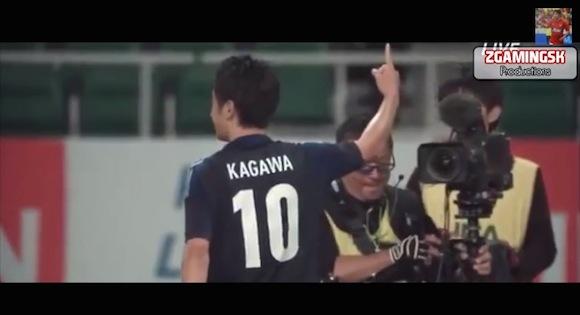 【動画あり】英国メディアが選ぶ「歴代サッカー日本代表レジェンド選手」トップ10