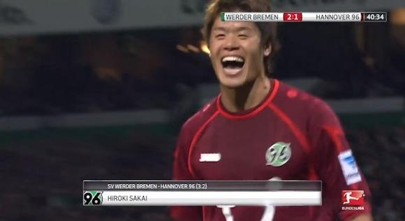 【衝撃サッカー動画】武器は高速クロス! 右サイドバックで日本代表に選出された「酒井宏樹」がどんな選手か一発でわかる動画がコレだ!!
