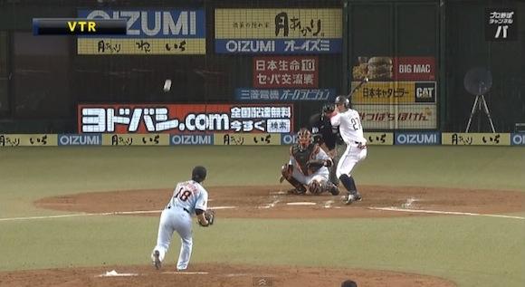 【衝撃野球動画】巨人・杉内俊哉投手が投げた「超スローボール」が話題 / ネットの声「たまげたなあ~」「杉内が多田野ボール投げたのか」