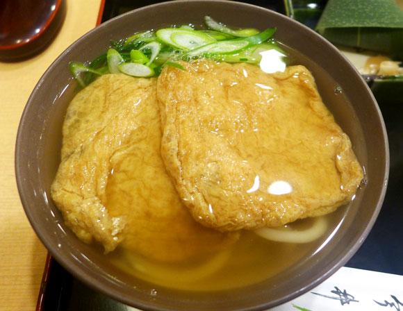 大阪で美味しい「うどん」が食べたい!! うどんメーカー担当者のオススメの店に行ってみた / 難波の『道頓堀今井 本店』