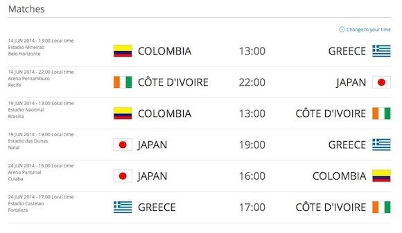 【購入方法の図解つき】ブラジルW杯の現地観戦を諦めるのはまだ早い! FIFAのサイトから「日本代表戦のチケット」が簡単に買えたぞーッ!!