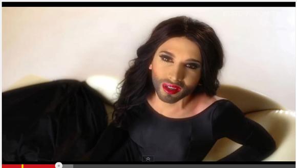 「ヒゲ女装」は世界的なブームになるか!? オーストリアのヒゲ美人がヨーロッパで話題沸騰中!