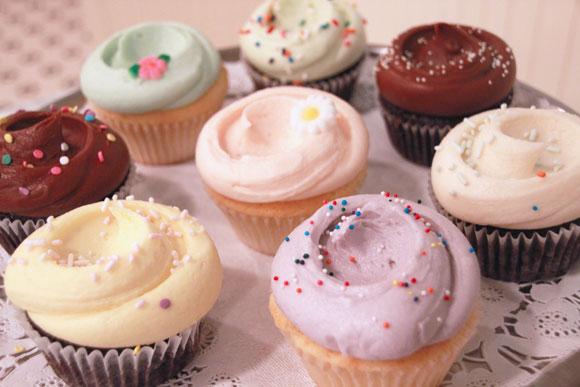 【ついに】NYカップケーキ店「マグノリアベーカリー」が日本にクルー! もちろんあの『セックス・アンド・ザ・シティ』のカップケーキも食べられるぞ!!