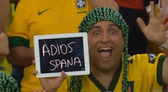 【動画あり】早くも今大会の MVP が決定!? ブラジルW杯に登場した「アディオスおじさん」が世界中で大人気!!