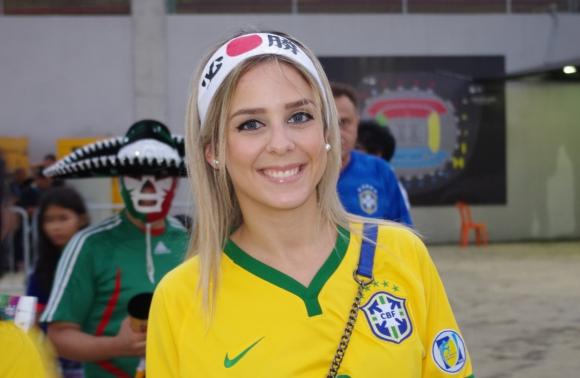 【ブラジルW杯レポート第8回】思わず「ありがとう!」と言いたくなる!! ギリシャ戦で日本代表を応援してくれた外国人サポーターの画像25連発