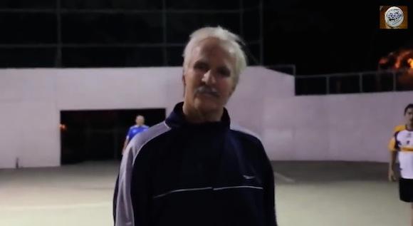 【衝撃サッカー動画】サッカー界に超新星現る!? 驚愕のテクニックを連発する「おじいちゃん」がスゴすぎる!!