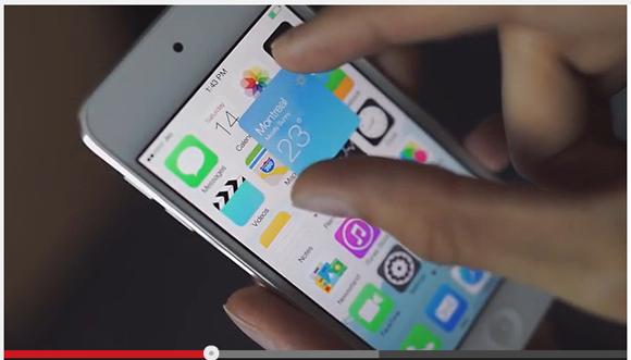 【動画あり】アップル「WWDC」開催直前に iOS 8 のコンセプト映像に注目が集まる! アイコンをウィジェットのように扱える!?