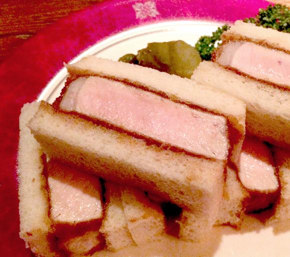 【グルメ】美しくなおかつ美味! サンドイッチを超越した究極のカツサンドが素晴らしい / 東京・銀座「GINZA1954」
