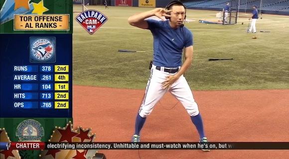 【衝撃野球動画】史上最高のおもしろさ! 川崎ムネリンがかつてないほどインタビュアーをヒィヒィ大爆笑させる