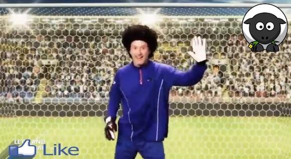 オチも秀逸!! ブラジル戦で鉄壁の守備を見せたメキシコ GK オチョア選手のネタ動画が爆笑もの!