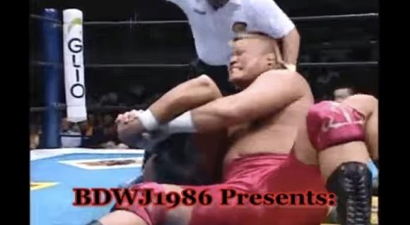 【衝撃格闘動画】プロレスラー「天山広吉」の必殺技ベスト35