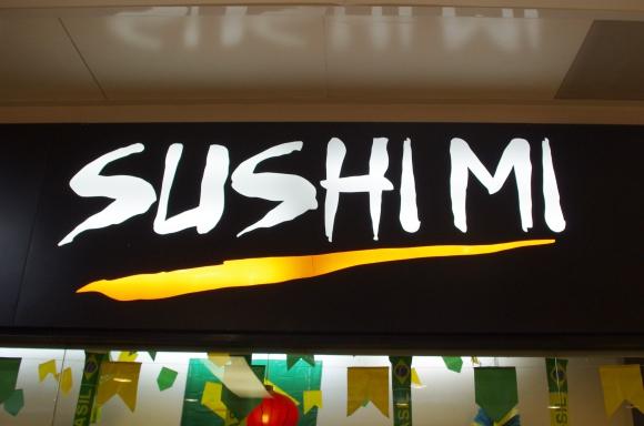 【海外寿司事情】そのネーミングの発想はなかったわ!  「SUSHIMI」で「タイタニック」を食べてみた