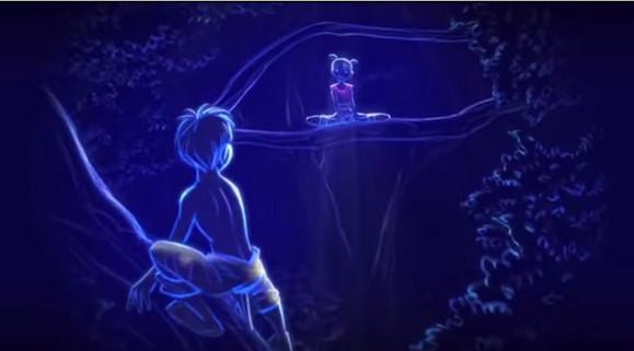 手描きの温かさに胸が熱くなる!! ディズニー『アラジン』『リトルマーメイド』のアニメーター制作のショートアニメが涙が出るほど美しい